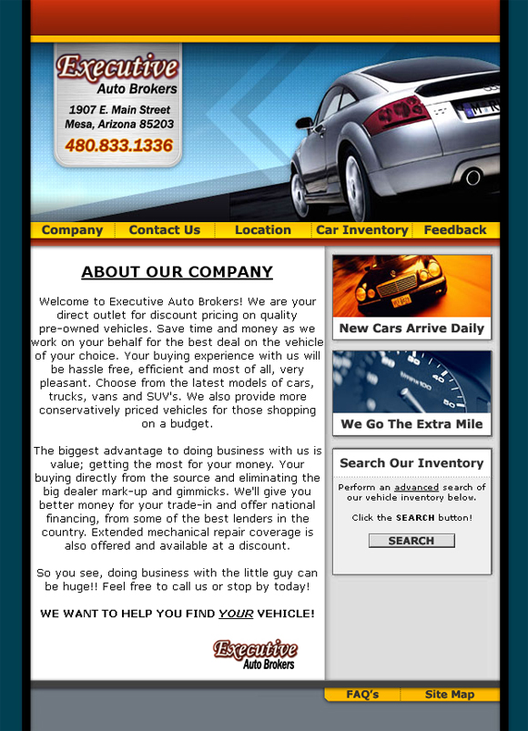 www.executiveautosales.net