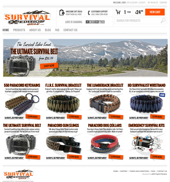 www.survivalexpeditiongear.com
